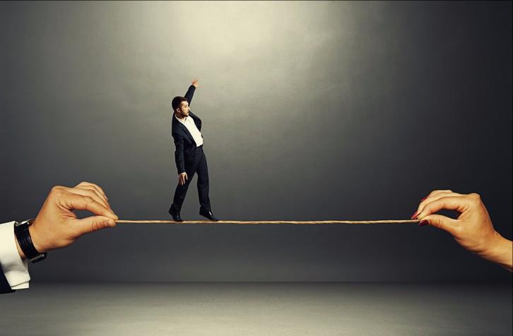 Travailler en équipe dans un environnement instable